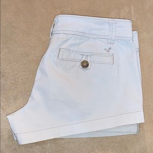 American Eagle chinos Shorts Size 4 girl